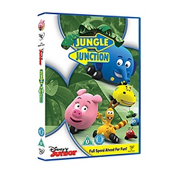 Jungle Junction: Volume 1