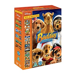 Treasure Buddies 6 Pack DVD Set
