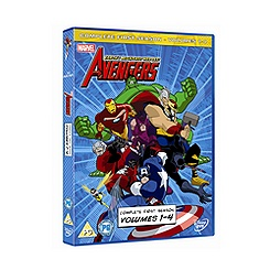 Avengers - Earth's Mightiest Heroes Volume 1 - 4