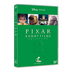 Pixar Shorts Volume 2 DVD