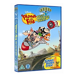 Phineas & Ferb - Best Lazy Day Ever DVD