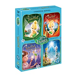 Tinker Bell DVD Collection Box Set