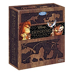 The Lion King Triple Pack Blu-ray