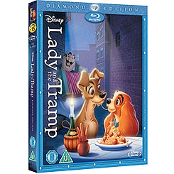 Lady & The Tramp Blu-ray DO NOT USE