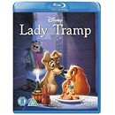 Lady & The Tramp Blu-ray