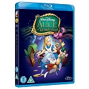 Alice in Wonderland (Animated) Blu-ray