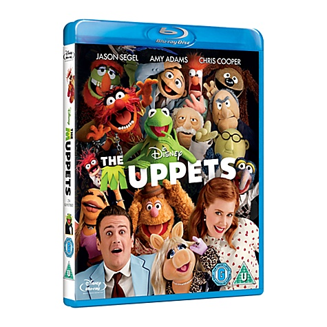 The Muppets Blu-ray