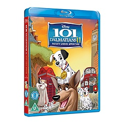 101 Dalmatians II : Patch's Twilight Adventure Blu-ray