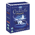 Cinderella 1, 2 & 3 Box Blu-ray Set