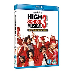High School Musical 3 Blu-ray