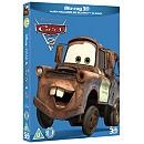 Disney Pixar Cars 2 3D Blu-ray