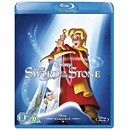 The Sword in the Stone Blu-ray