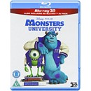 Monsters University 3D Blu-ray