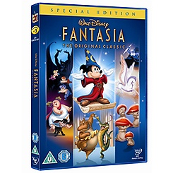 Fantasia Platinum Edition DVD