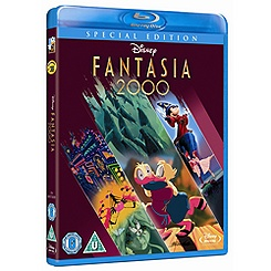 Fantasia 2000 Platinum Edition Blu-ray