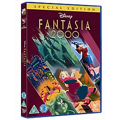 Fantasia 2000 Platinum Edition DVD