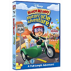 Handy Manny DVD: Motorcycle Adventure