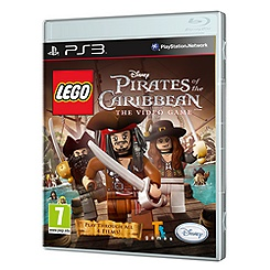 Pirates of the Caribbean LEGO PS3 Game