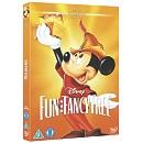 Fun and Fancy Free DVD