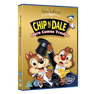 Chip 'n' Dale Volume 1 DVD