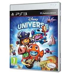 Disney Universe PS3 Game