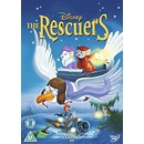 The Rescuers DVD