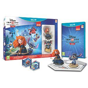 Disney INFINITY 2.0 Toy Box For Nintendo Wii U - Wii Gifts