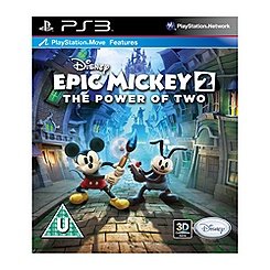 Epic Mickey 2 - The Power of Two PS3 Game