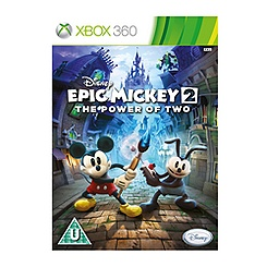 Epic Mickey 2 - The Power of Two Xbox 360 Game