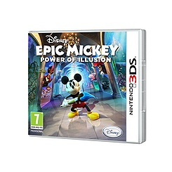 Epic Mickey - Power of Illusion 3DS Game