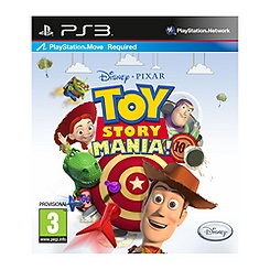 Toy Story Mania PS3 Game