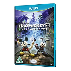 Disney Epic Mickey 2: The Power of Two Wii Game