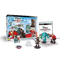Disney INFINITY Starter Pack For PlayStation 3