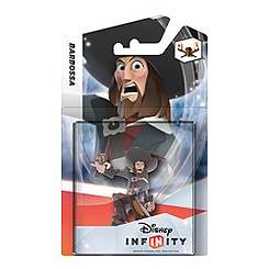 Disney INFINITY Interactive Game Piece, Barbossa