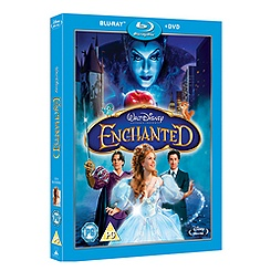 Enchanted Limited Edition DVD & Blu-ray Double Play