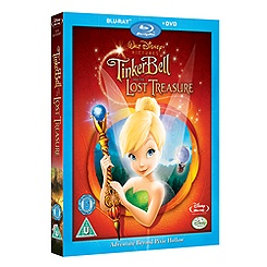Tinkerbell DVD & Blu-ray Double Play