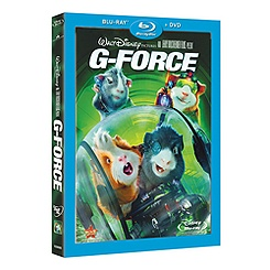 G-Force DVD & Blu-ray Double Play