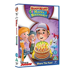 Handy Manny: Manny's Birthday Party