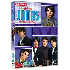 Jonas Brothers Season 1 Volume 3 DVD