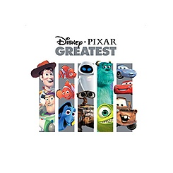 Pixar Greatest CD