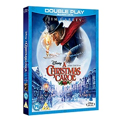 A Christmas Carol DVD & Blu-ray Double Play