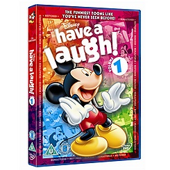 Have A Laugh With Mickey DVD