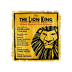 Lion King Original Broadway CD