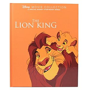 Lion King Classic Book - Lion Gifts