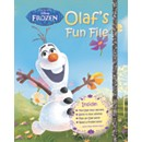 Disney Frozen Olaf's Book of Secrets (Disney Frozen Book of Secrets)