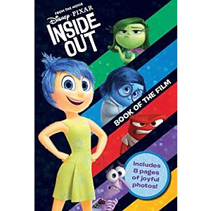Disney Pixar Inside Out Book of the Film