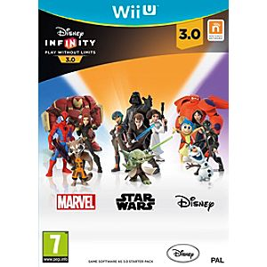 Disney Infinity 3.0 - Software Standalone (Nintendo Wii U) - Wii Gifts