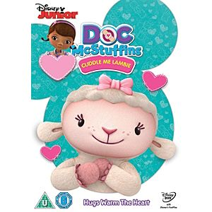Doc Mcstuffin Cuddle Me Lambie DVD