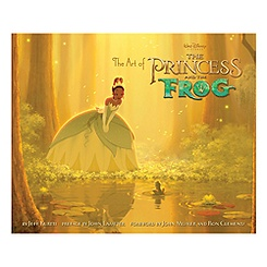 The Art of Princess and the Frog