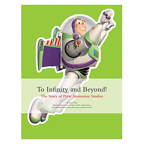 To Infinity and Beyond Book